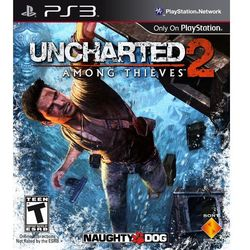 Uncharted 2 Among Thieves - produkt z kat. gry PS3
