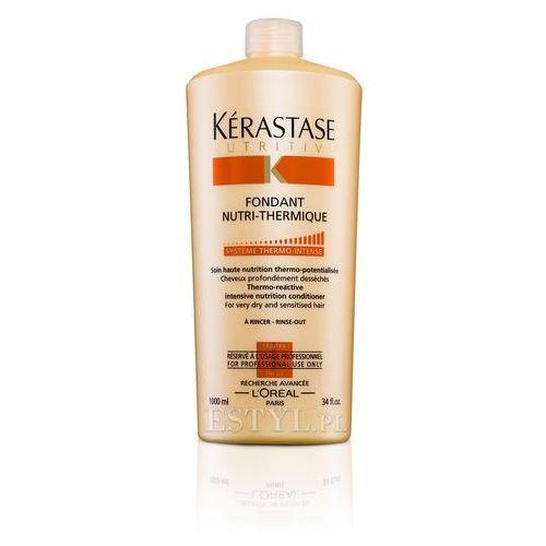 Kerastase Nutri Thermique - Odżywka termiczna do włosów suchych 1000ml - produkt z kategorii- odżywki do włosów