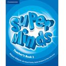 Super minds 1 Teacher's book (9780521220613)