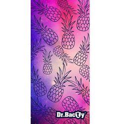 xl ananas szybkoschnący ręcznik treningowy - ananas marki Dr.bacty
