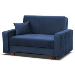 Sofa amerykanka - sofa 2 osobowa z funkcją spania lux-2 / kolory marki Meblin (dam)