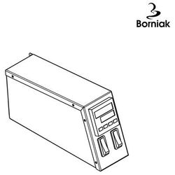 Borniak Panel cyfrowy alu-cynk ped-120
