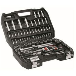 Zestaw narzędziowy 94 częsci YATO YT-1268 - odbiór w 2000 punktach - Salony, Paczkomaty, Stacje Orlen (5906083912689)