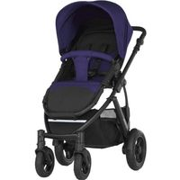 britax Wózek spacerowy Smile 2 Mineral Purple (4000984144789)