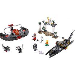 Lego SUPER HEROES ATAK CZARNEJ MANTY 76027 (dziecięce klocki)