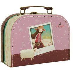 Kori Kumi, Buttercup Meadow, pudełko walizka, mała z kategorii walizeczki