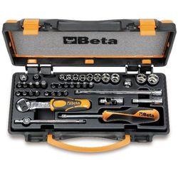 """Beta zestaw kluczy nasadowych + akcesoria 1/4"""" 39 elem. / 900/c11 (8014230617572)"""