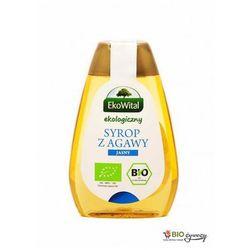 Syrop z agawy jasny BIO 250 ml EkoWital, towar z kategorii: Cukier i słodziki