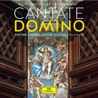 Universal music Cantate domino
