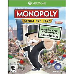 Monopoly Family Fun Pack - gra Xbox One