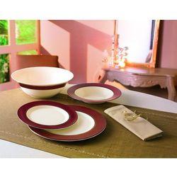 Luminarc Alto rubis 19 el. serwis obiadowy