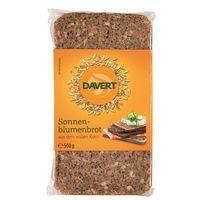 Chleb słonecznikowy bio 500 g - davert marki Davert (pieczywo, produkty vege)