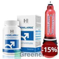 Sexual health series Shs penilarge + bathmate hercules - powiększanie penisa