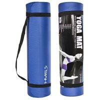 Mata do ćwiczeń Yogi 10mm - niebieski