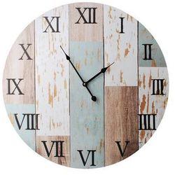 Duży zegar do zawieszenia ścienny 60 cm retro marki Mondex
