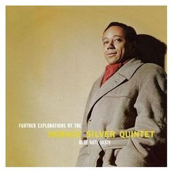 Further Explorations By The HoRACE SILVER QUINTET-RVG SERIE z kategorii Blues