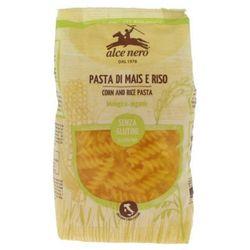 Alce nero 250g fusilli makaron kukurydziano-ryżowy bio