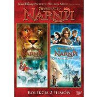 Opowieści z Narnii - Lew, Czarownica i stara szafa / Książę Kaspian (DVD) - Andrew Adamson