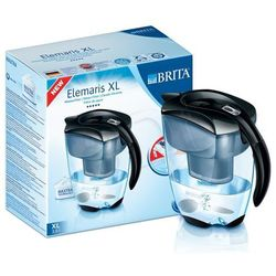 Dzbanek filtrujący BRITA Elemaris Meter XL czarny wkład Maxtra - produkt z kategorii- Dzbanki filtrujące