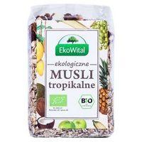 Musli tropikalne 20% BIO 300 g EkoWital (5908249971097)