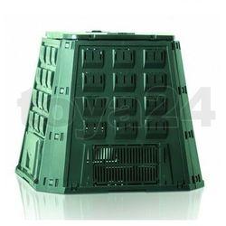 Kompostownik EVOGREEN 400l Zielony IKST400Z / IIKST400Z / PROSPERPLAST - ZYSKAJ RABAT 30 ZŁ (5905197695501)