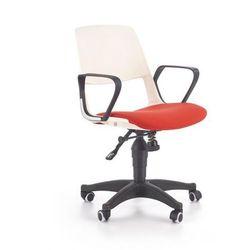 Jumbo fotel młodzieżowy biało - czerwony. napisz/zadzwoń 692 474 000 otrzymasz rabat 50 zł! marki Halmar