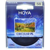 filtr polaryzacyjny pl-cir pro1d 58 mm marki Hoya