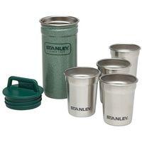 Stanley Shot Glass Bidon 4x59ml zielony/srebrny Zestawy do gotowania - sprawdź w wybranym sklepie