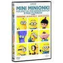 Mini Minionki Kolekcja zwariowanych 9 mini filmików DVD, 80168402793DV (5588834)