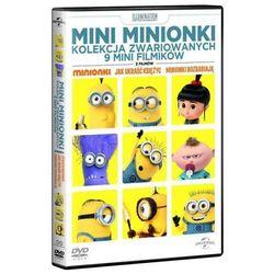 Mini Minionki Kolekcja zwariowanych 9 mini filmików DVD, kup u jednego z partnerów
