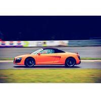 Jazda Audi R8 V10 - Ułęż \ 3 okrążenia