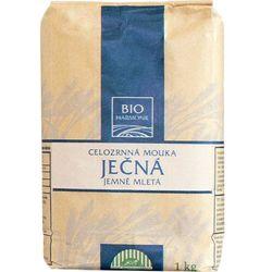 Mąka jęczmienna razowa BIO 1000g - BIOHARMONIE, kup u jednego z partnerów