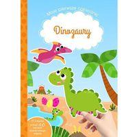 Moje pierwsze naklejanki Dinozaury - Wysyłka od 3,99 - porównuj ceny z wysyłką (9788377914243)