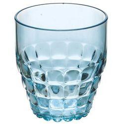 Guzzini Szklanka tiffany 350 ml niebieska