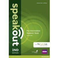 Speakout 2nd Edition Pre-intermediate Student's Book with DVD-ROM with MyEnglishLab - mamy na stanie, wyślemy