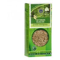 TATARAK KŁĄCZE produkt ekologiczny (ziołowa herbata)