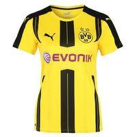 Puma BVB HOME Koszulka sportowa gelb/schwarz (4056205949053)