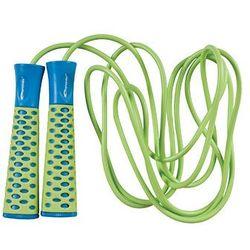 Spokey, Candy Rope, skakanka, zielono-niebieska