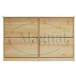 Szafka na buty drewniana nr16 marki Magnat - producent mebli drewnianych i materacy