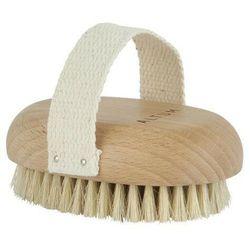 Ib Laursen - Szczotka drewniana do kąpieli z naturalnym włosiem - Altum