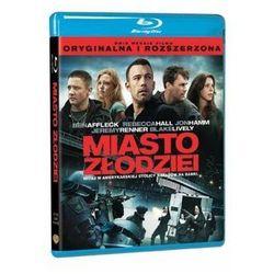 Miasto złodziei (blu-ray), premium collection - ben affleck wyprodukowany przez Galapagos films