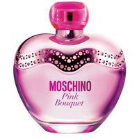 Moschino  pink bouquet 100ml w woda toaletowa tester (8595562257549)