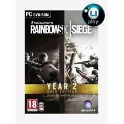 Tom Clancys Rainbow Six: Siege Year 2 Gold Edition PL - Klucz (kod pre-paid)