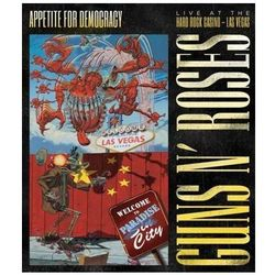 Appetite For Democracy. Live At The Hard Rock Casino [DVD] - Guns N′ Roses