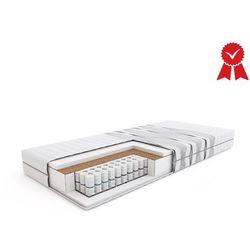 CUBE - materac kieszeniowy, sprężynowy, Rozmiar - 180x200 WYPRZEDAŻ, WYSYŁKA GRATIS
