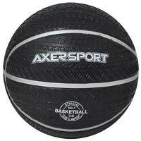 Piłka do koszykówki na asflat/beton axer roz. 7 - guma kompozytowa marki Axer sport