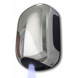 Suszarka do rąk mini - abs chromowana lub srebrna | 13 sek | 900w, marki Vama