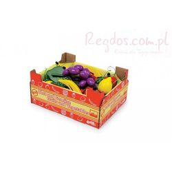 Skrzynka z owocami (skrzynka narzędziowa zabawka)
