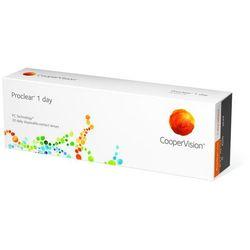 Proclear 1-day 30 szt. wyprodukowany przez Cooper vision