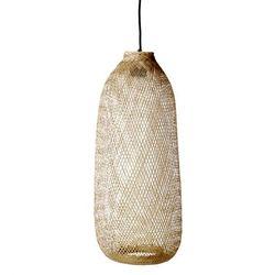 Bloomingville- lampa bambusowa
